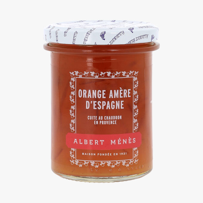 Spanish bitter orange Albert Ménès