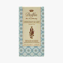 Milk chocolate - Hazelnuts Dolfin