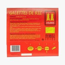 Galettes de riz Les Deux Pagodes