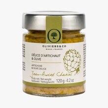 Délice d'artichaut & olive Oliviers & Co