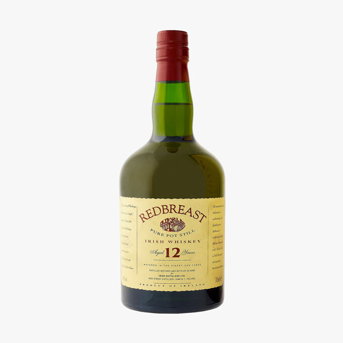 Redbreast 12-Year-Old Whiskey Redbreast
