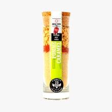 """""""Apple Caramel"""" vodka mix Quai Sud"""