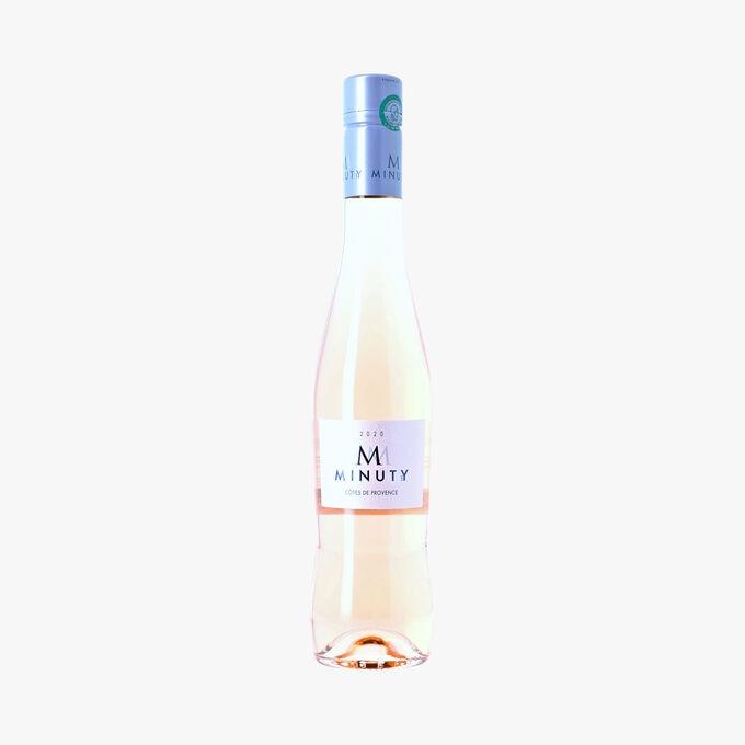M de Minuty, AOP Côtes de Provence, rosé 2020, demi-bouteille Château Minuty