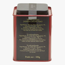 Jasmin Chung Hao N° 13 flavoured green tea Dammann Frères
