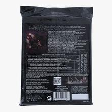 Chocolat noir à pâtisser (61% de cacao minimum, pur beurre de cacao) Valrhona