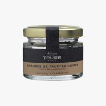 Brisures de truffe noire Artisan de la truffe