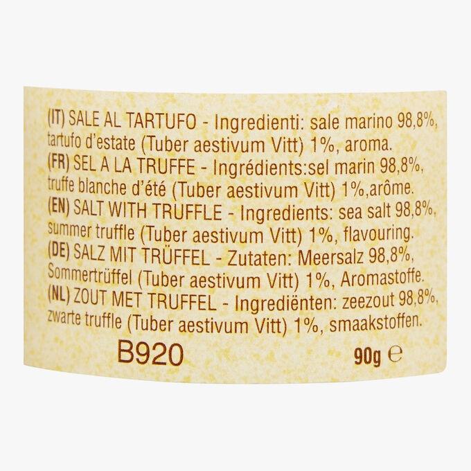 Summer truffle salt 1 % La Favorita