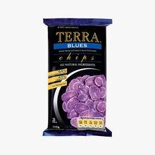 Chips de pommes de terre bleues Terra Chips