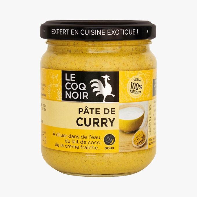 Pâte de curry Le Coq Noir