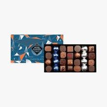 Coffret de chocolats Royaume Lunaire Michel Cluizel