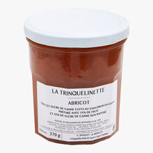 Confiture extra d'abricot La Trinquelinette