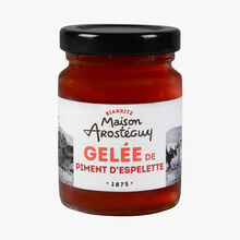 Espelette chili jelly Maison Arosteguy