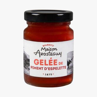 Espelette chili jelly Maison Arosteguy