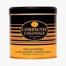 Spiced tea - Clove, ginger, cinnamon & orange Compagnie Coloniale