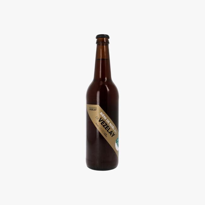 Bière de Noël Bio Brasserie de Vezelay