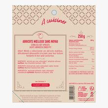Abricots moelleux sans noyau Albert Ménès