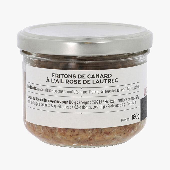 Duck crackling with pink Lautrec garlic La Grande Épicerie de Paris