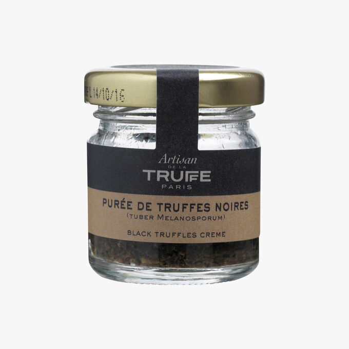 Black truffle puree Artisan de la truffe