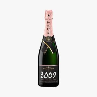 Extra brut Champagne Grand Vintage Rosé 2009 Moët & Chandon