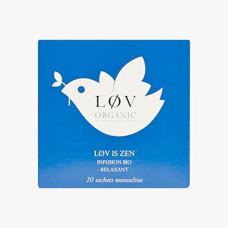 Lov is Zen boîte de 20 sachets Lov Organic