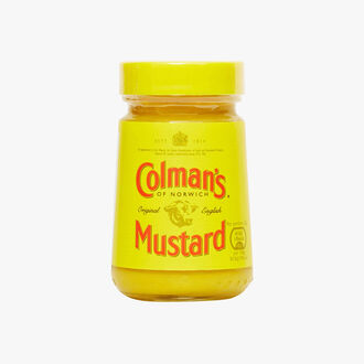 English condiment Colman's