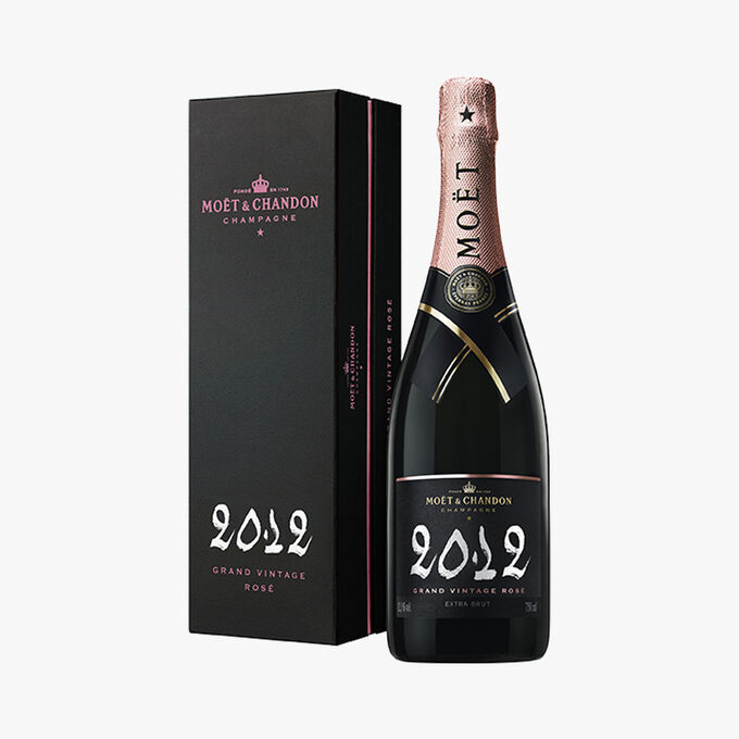 Champagne Moët & Chandon, Grand Vintage Rosé, 2012 Moët & Chandon