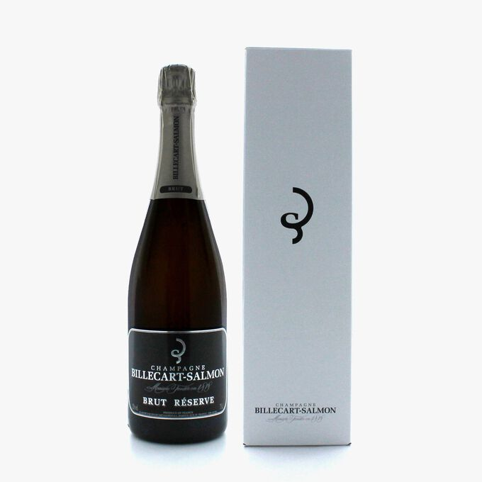 Champagne Billecart Salmon Brut Réserve Billecart Salmon
