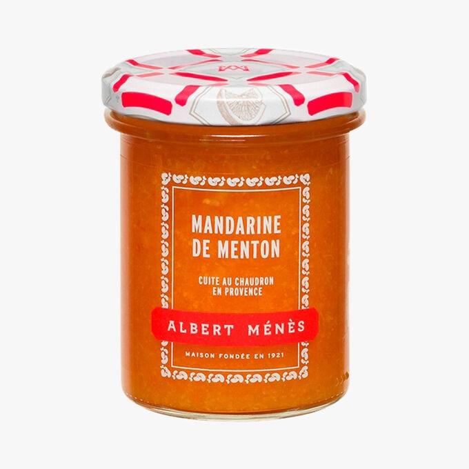 Marmelade de mandarine de Menton Albert Ménès