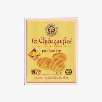 Petites gaufres pur beurre saveur Welsch Biscuiterie Eugène Blond