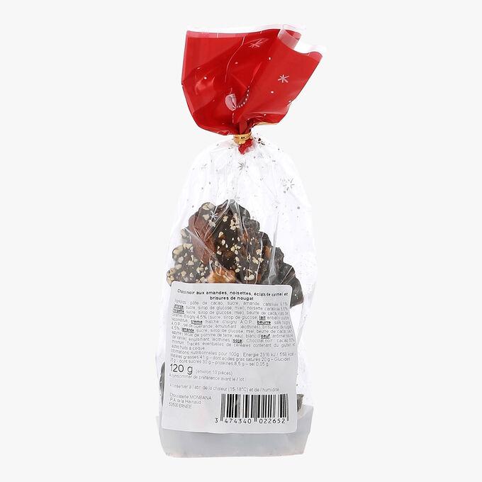 Sapins croquants Chocolaterie Monbana