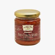 Pâte de tomates séchées à l'huile d'olive Au Bec Fin