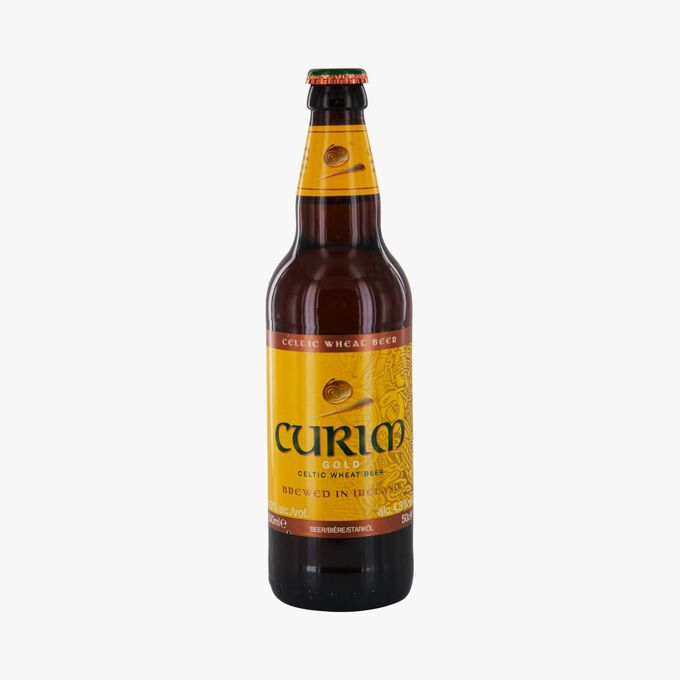 Curim Gold beer Carlow Brewing Company