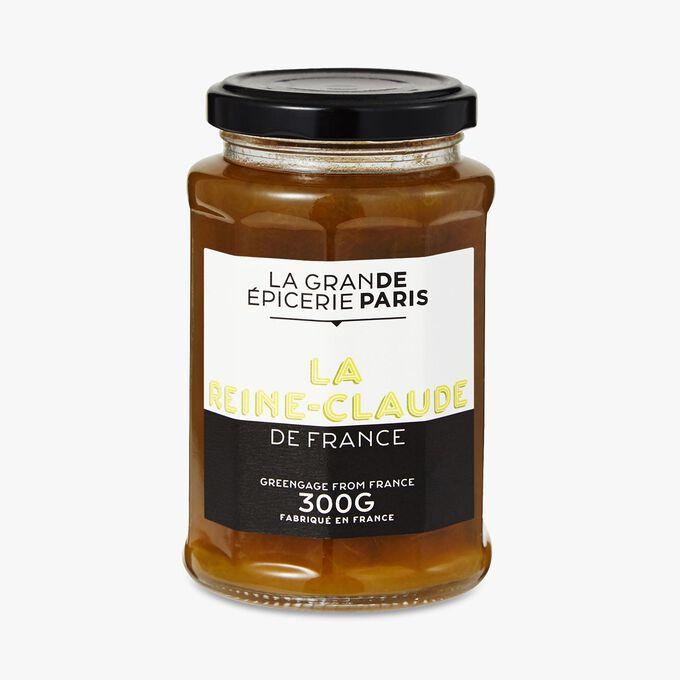 Préparation de fruits Reine-Claude de France La Grande Épicerie de Paris