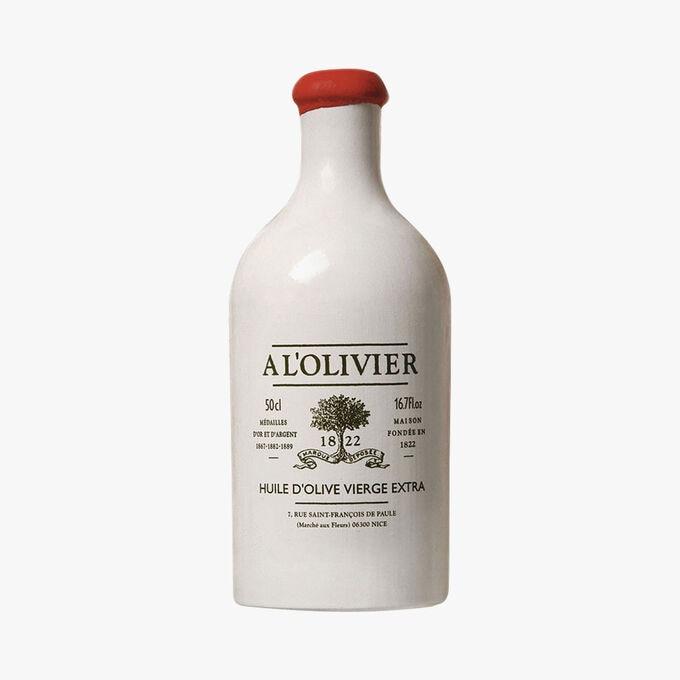 Extra virgin olive oil A l'Olivier