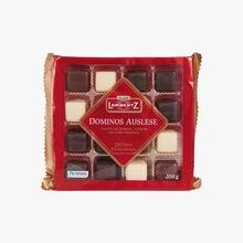 Dominos pain d'épices et chocolat Henry Lambertz