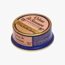 Crème de saumon à l'estragon Conserverie la Belle-Iloise