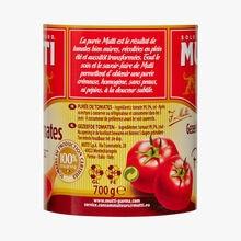 Purée de tomates Mutti