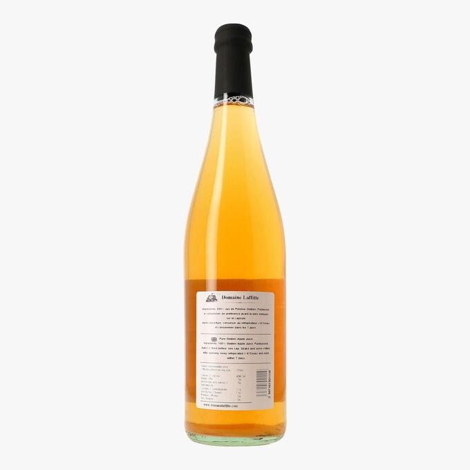 Pur jus de pomme Golden Domaine Laffitte