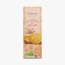 Les Petits sablés bio goût vanille La Sablésienne