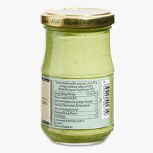 Moutarde verte à l'estragon Fallot