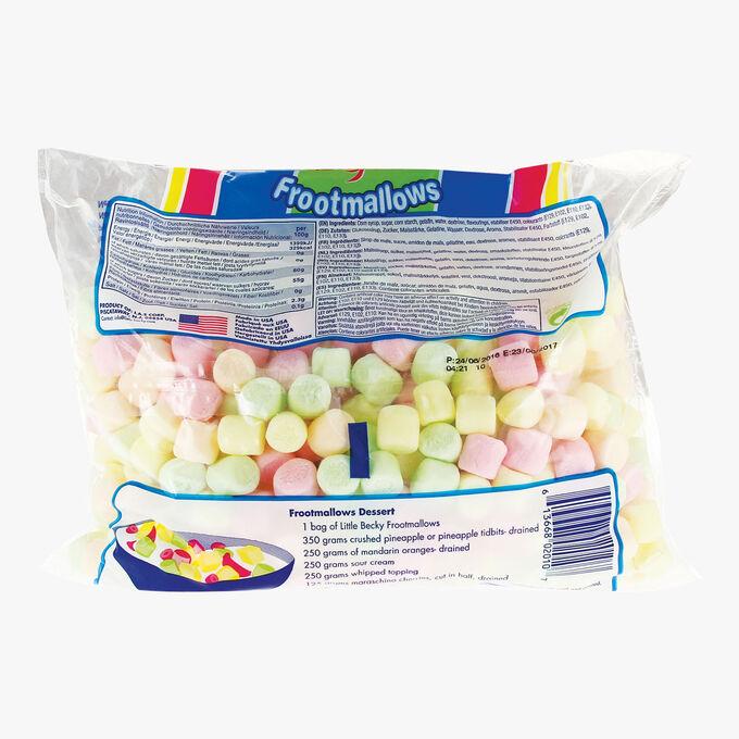 Mini marshmallows fruits Little Becky