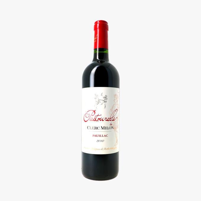Pastourelle de Clerc Milon, AOC Pauillac, 2010 Baron Philippe de Rothschild