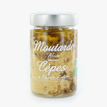 Cep organic mustard with olive oil Savor & Sens
