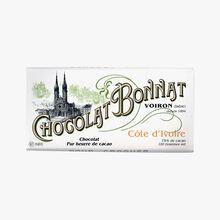 Chocolat Côte d'Ivoire Bonnat