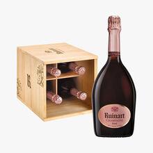 Caisse-Cave Champagne Ruinart Brut Rosé Ruinart