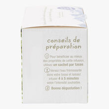 "Infusion ""#digest good"" - 20 teabags La Tisane du Guide"