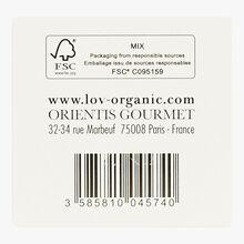 Coffret Breakfast 18 sachets de thés Lov Organic