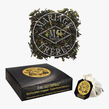 Earl Grey impérial, 30 sachets Mariage Frères