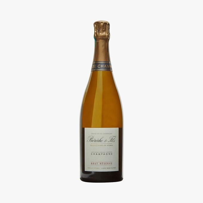 Champagne Bérêche & fils, Brut Réserve Maison Bérêche & fils