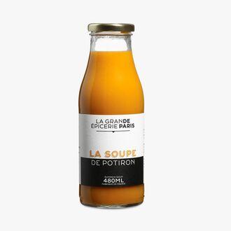 Soupe de potiron La Grande Épicerie de Paris